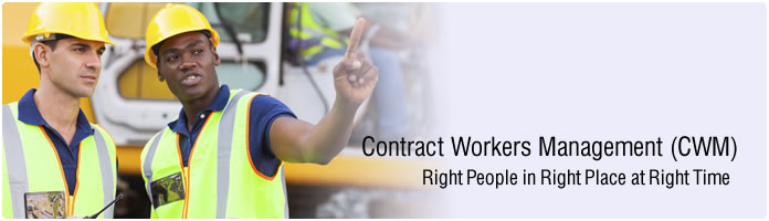 Contract Workers Management Module (CWM)