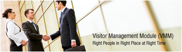 Visitor Management (VMM)